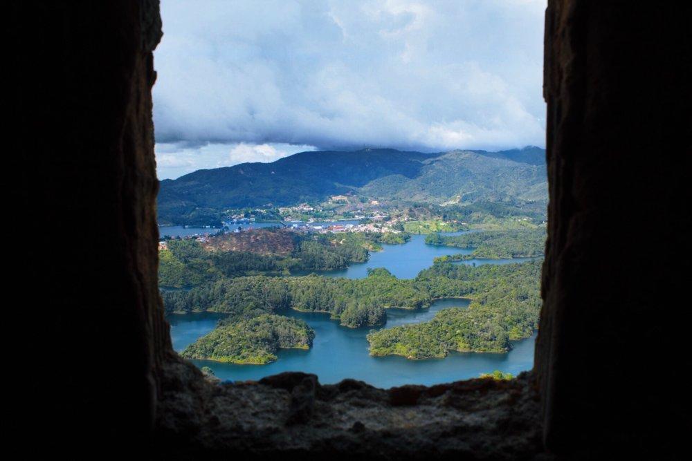 Views from Piedra Peñol