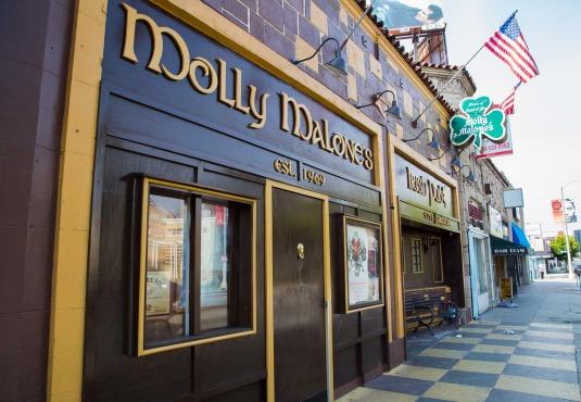 Molly Malone's LA