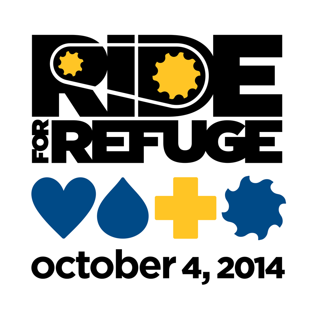 Join a team or sponsor a participant in the RIDE FOR REFUGE in support of DEFEND DIGNITY Click on the logo above to learn more.