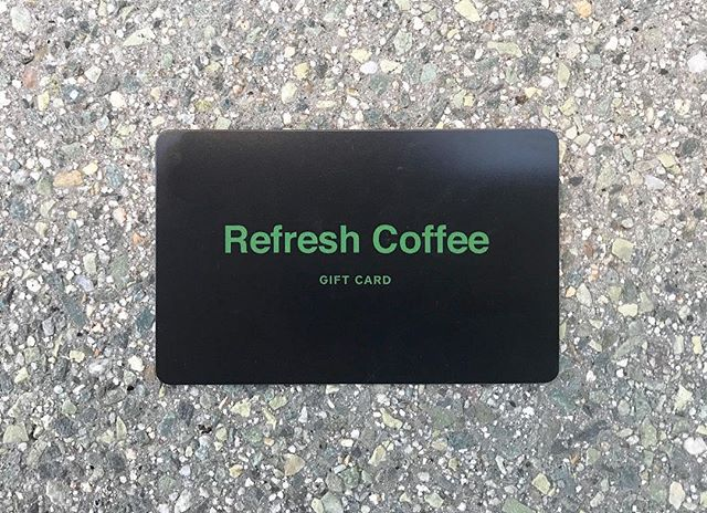 Share the gift of Refresh this holiday season! Buy a $25 gift card and receive a $5 gift card! Promotion valid until December 25, 2017, at all locations!