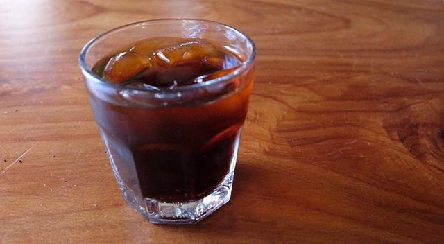 We are days away from new drinks of the month, but it is not too late to try our February Mexico Honey Cold Brew!