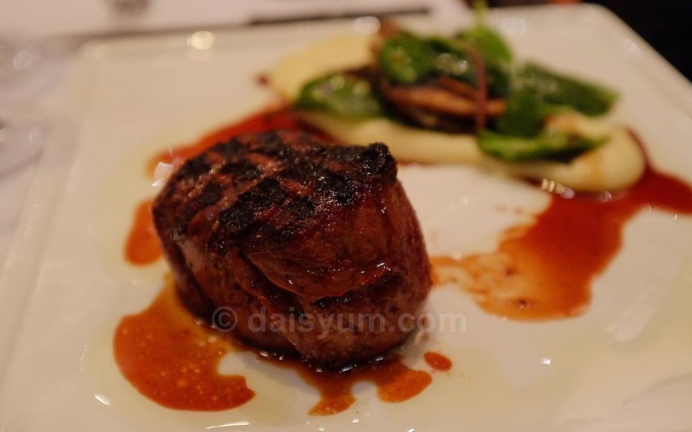Red Ochre premium steak