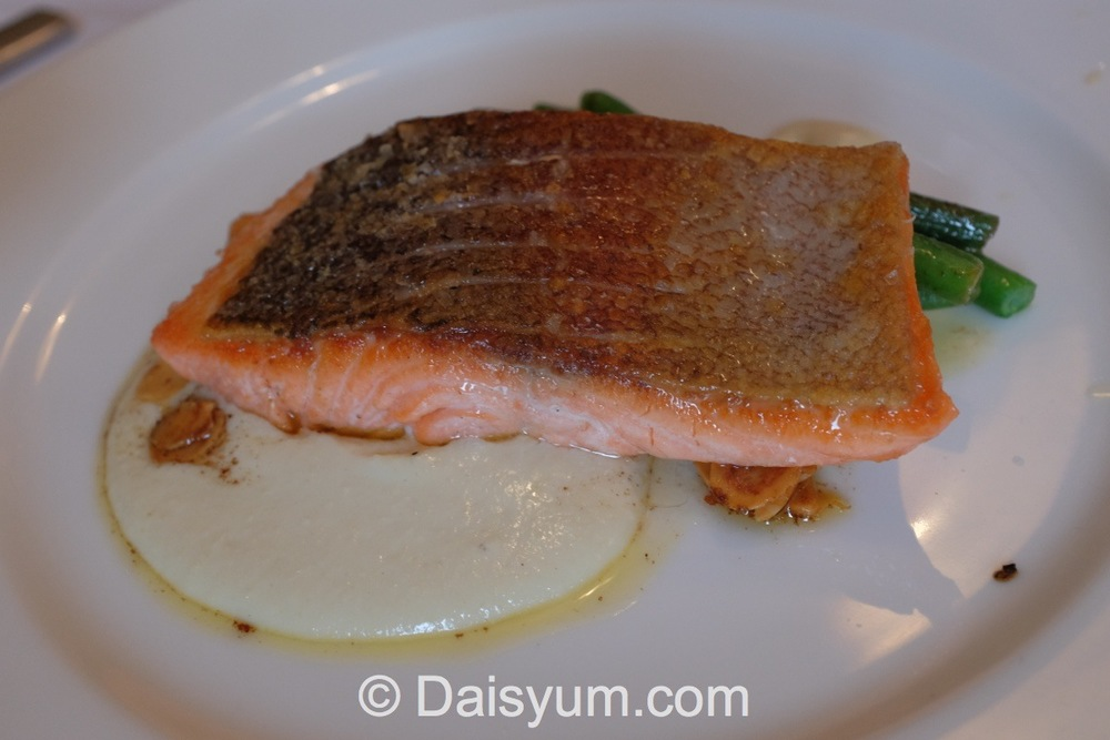 Sustainably Farmed Ocean Trout Almondine