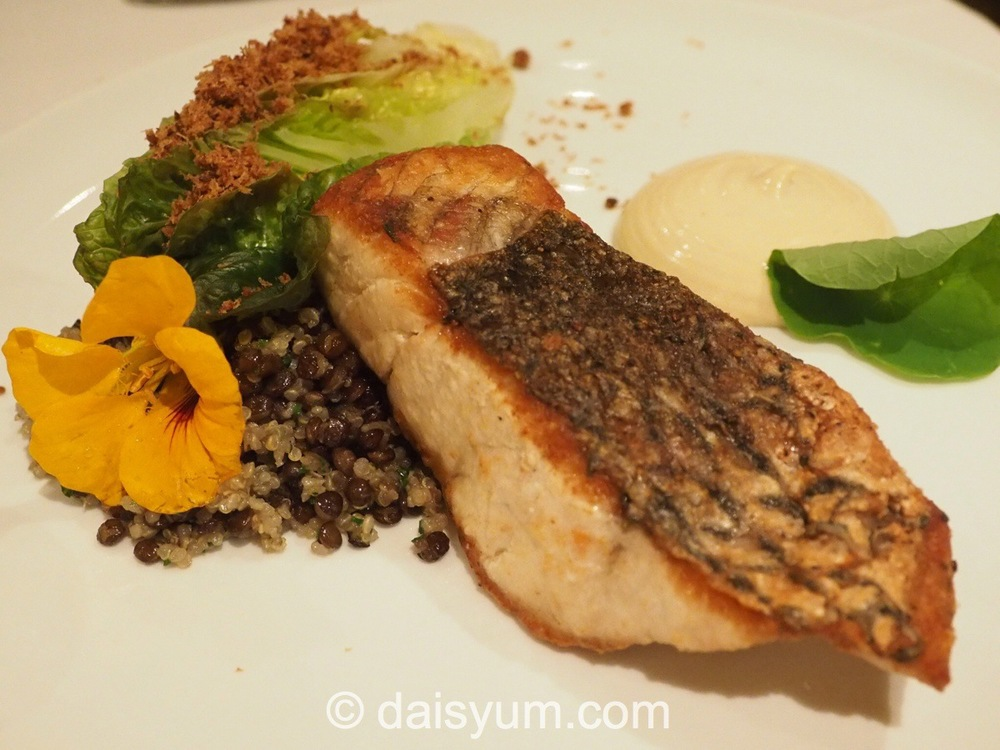 Sustainable king reef barramundi fillet