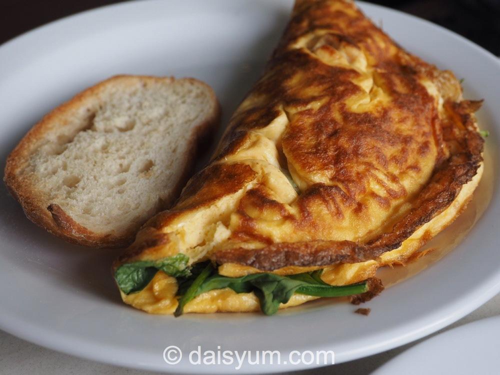 Elbio omelette