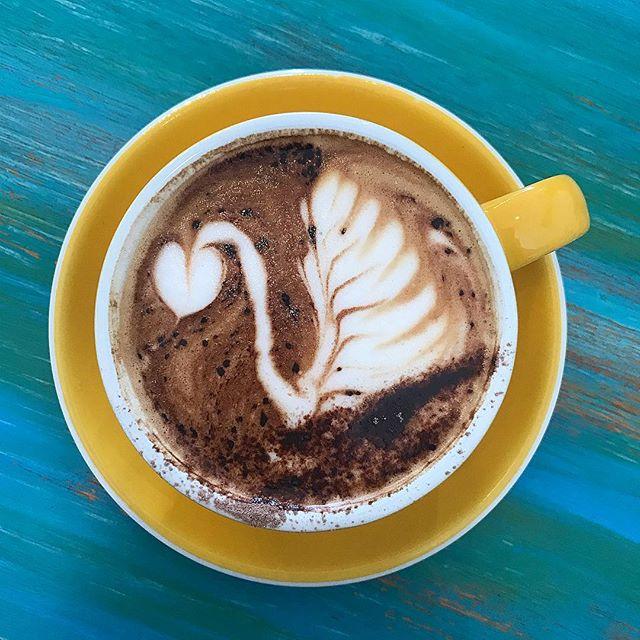 Happy V day! Enjoying a coffee @the_little_eastern ☕️ . . . #cotd #coffeeoftheday #coffeelife #coffeegram #coffeeaddict #coffeelover #caffeine #coffeelovers #coffeeholic #coffiecup #coffeelove #coffeesesh #adelaide #sacoffee #cuppuccino  #coffeeart #foodie #foodblogger #daisyumblog #adelaide #adelaidecafe #drinkcoffee #happy