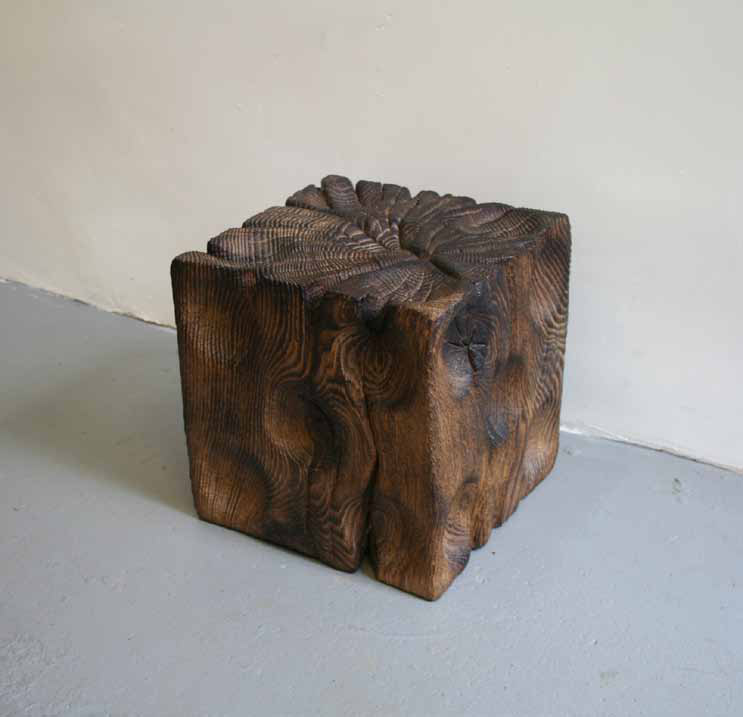 'Waxed Cubes - Oak Denty'