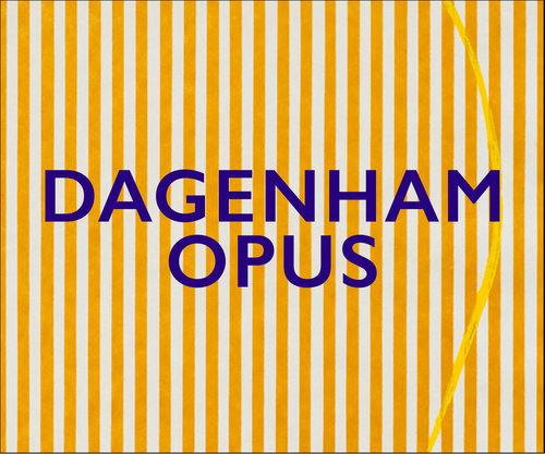CEDRIC CHRISTIE - DAGENHAM OPUS - 30 NOVEMBER 2017 - 28 JANUARY 2018