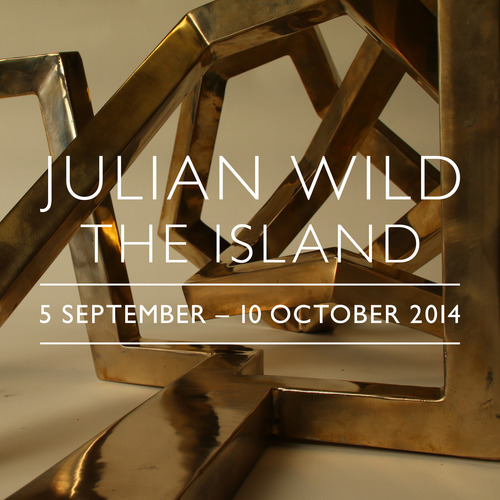 5TH SEPTEMBER 2014 - 10TH OCTOBER 2014 - THE ISLAND - JULIAN WILD