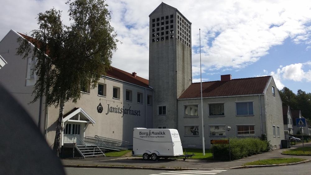 Janitsjarhuset i Sarpsborg