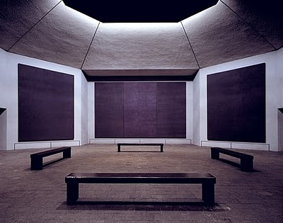 Rothko Chapel, Houston TX USA
