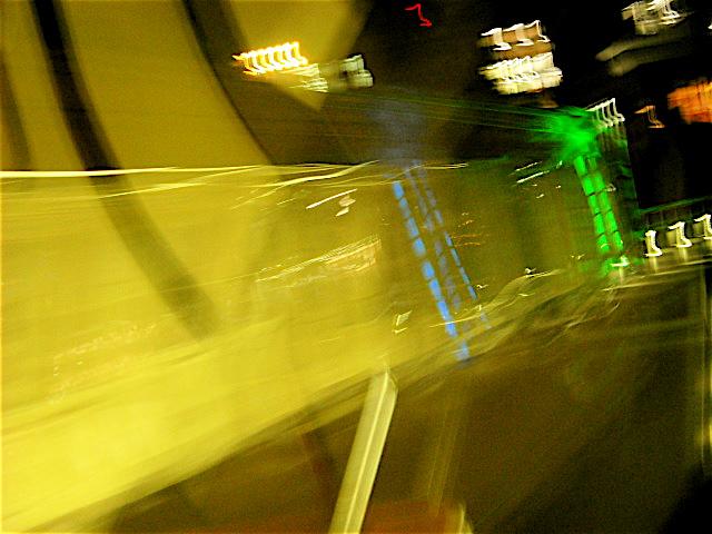 Tokyo Airport Blur \ October 2009