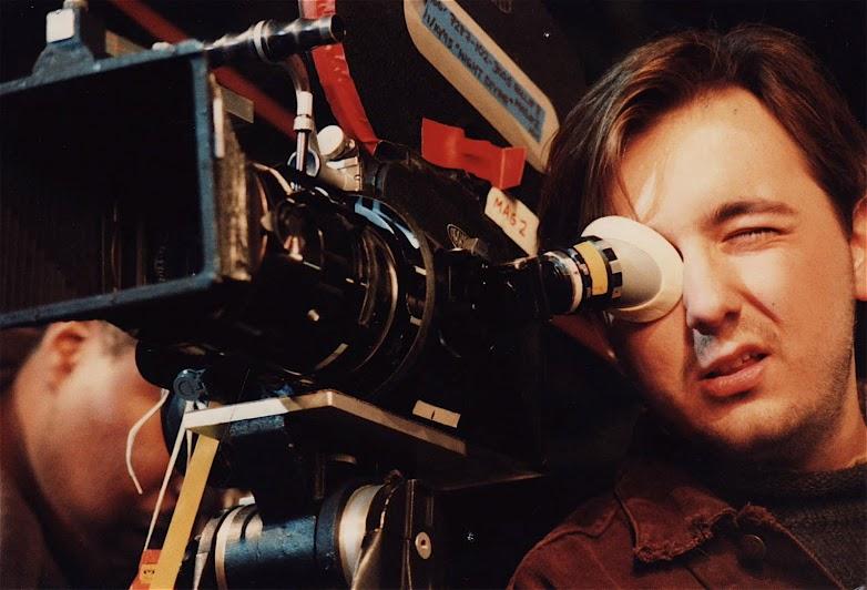 The obligatory director still. NIGHT DIVINE (1995).