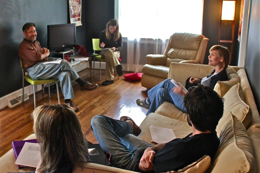 Production meeting #3., 20 March 2011.