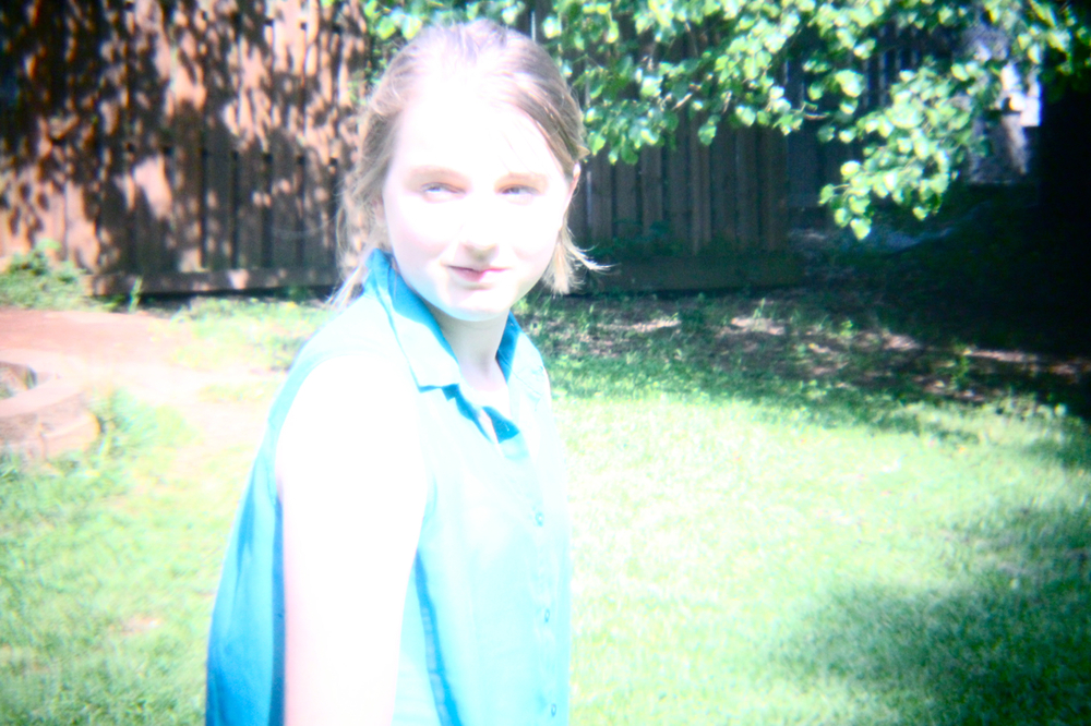 Harriet McNeil White \ Born 25 May 2000.
