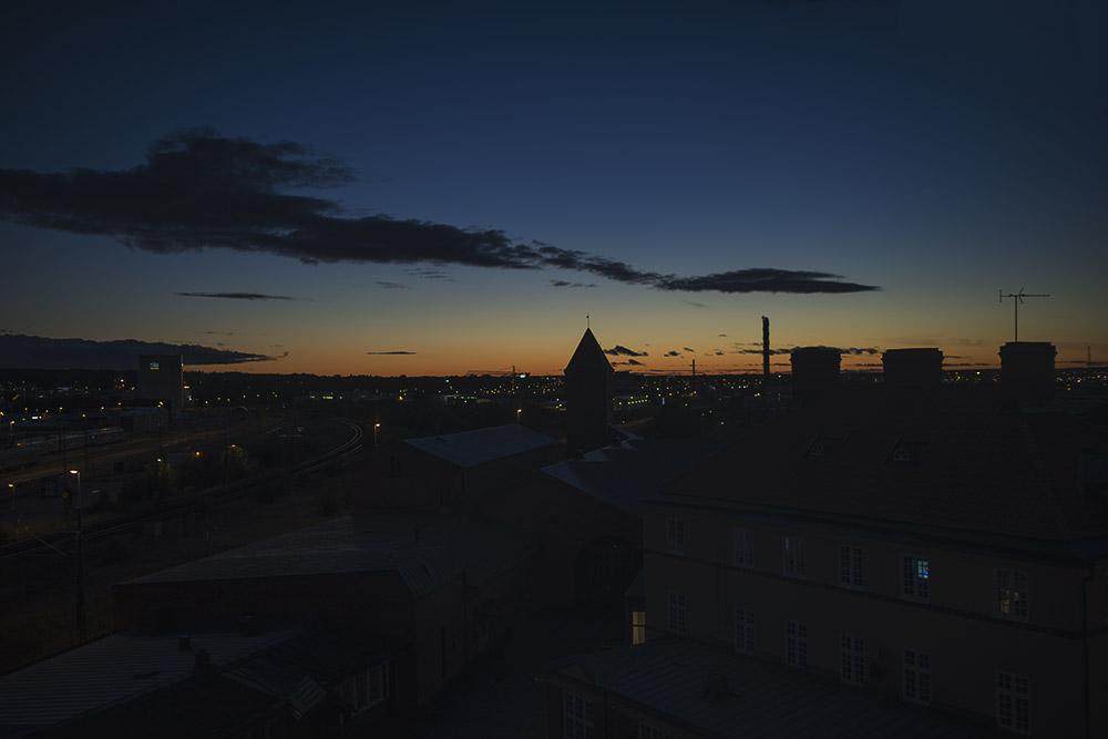 Idag har det varit en bra dag, Nu tar kvällen över här i Linköping...