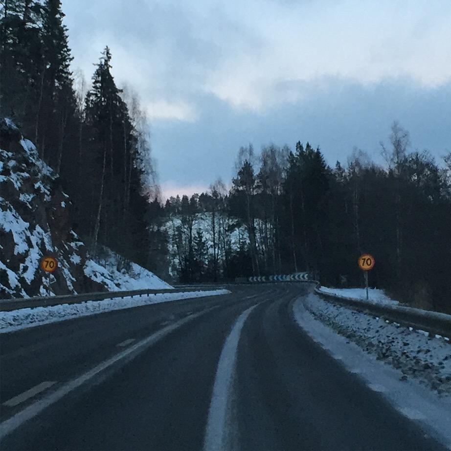 På väg hem eller bort eller hur blir det nu?