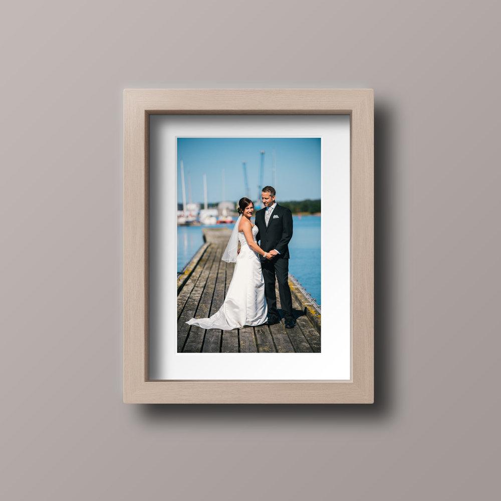 Wood Photo Frame - Portrait_wedding.jpg