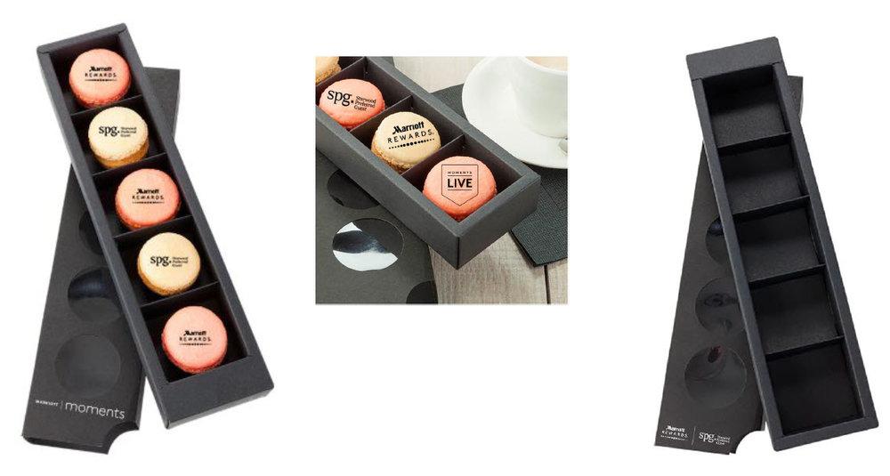 Dessert Box Branding