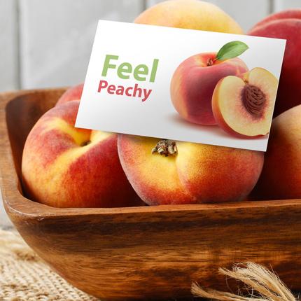Peach Touch