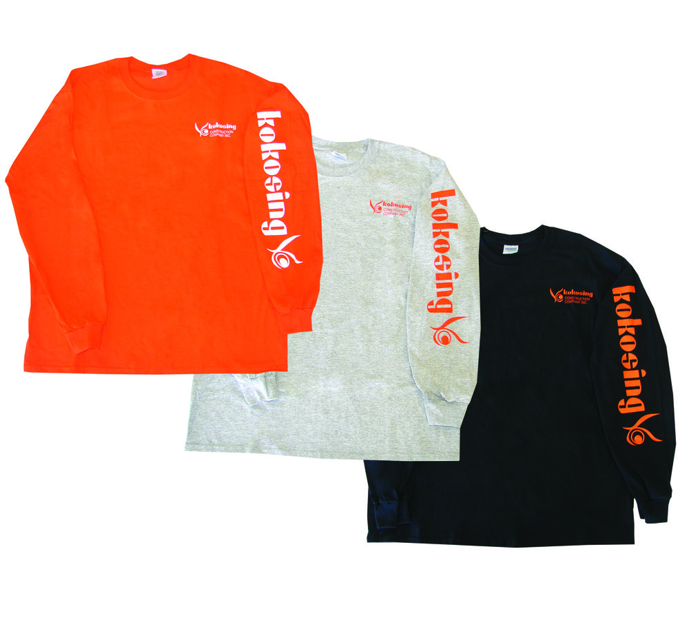 Tshirts Long Sleeve