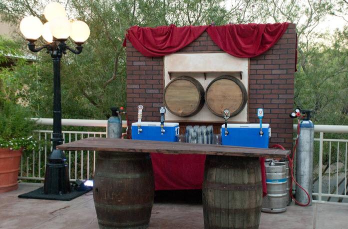 Custom Bar-Tables