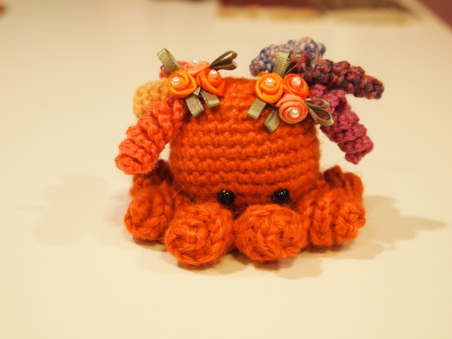 abigail octopus