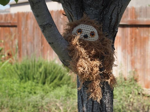 sloth tree