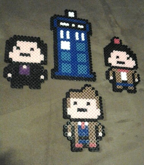 Doctor Who and tardis