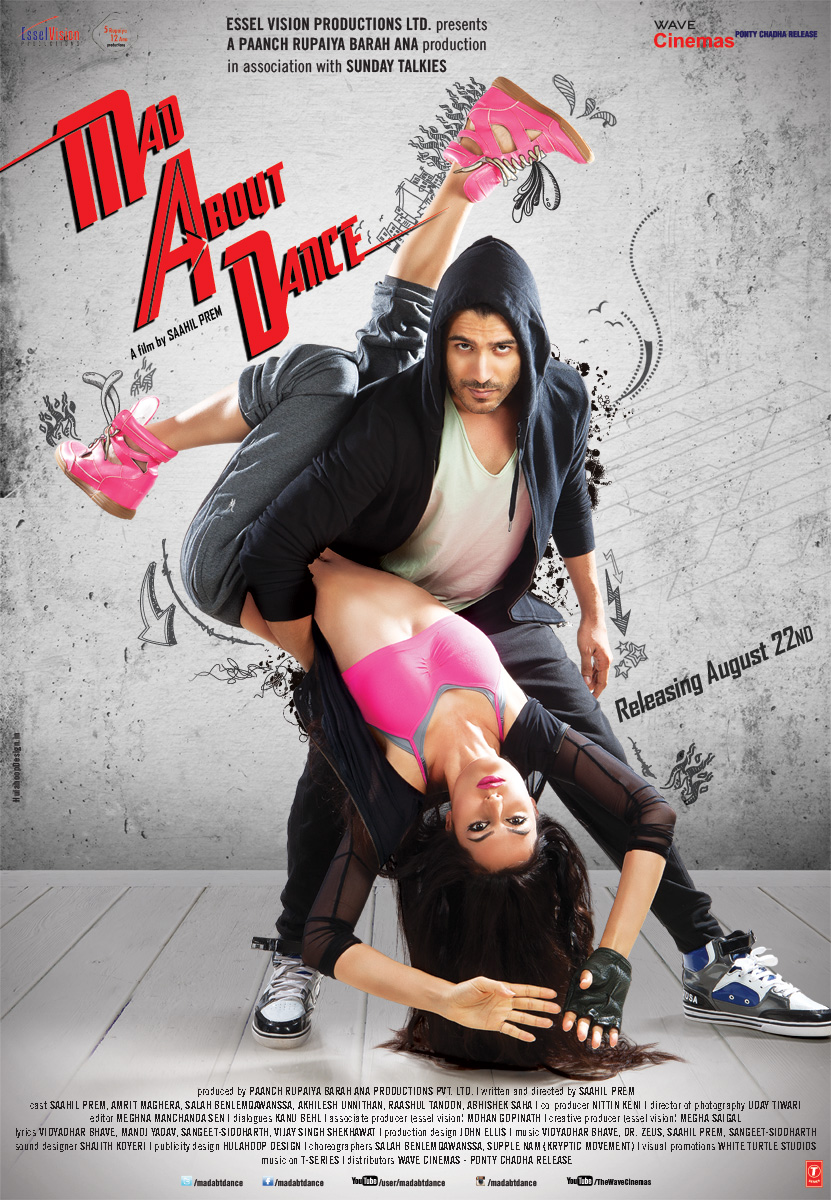 Mad About Dance - Film Poster 2