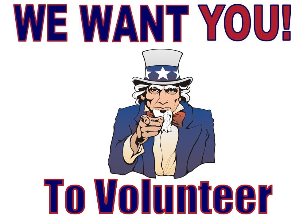 Click to Volunteer!