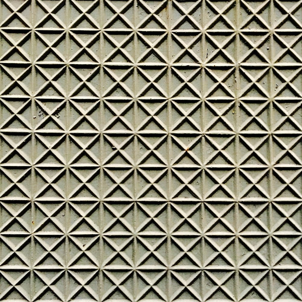 cast metal wall panels @Prospect Park subway station. #mutedmintygreen