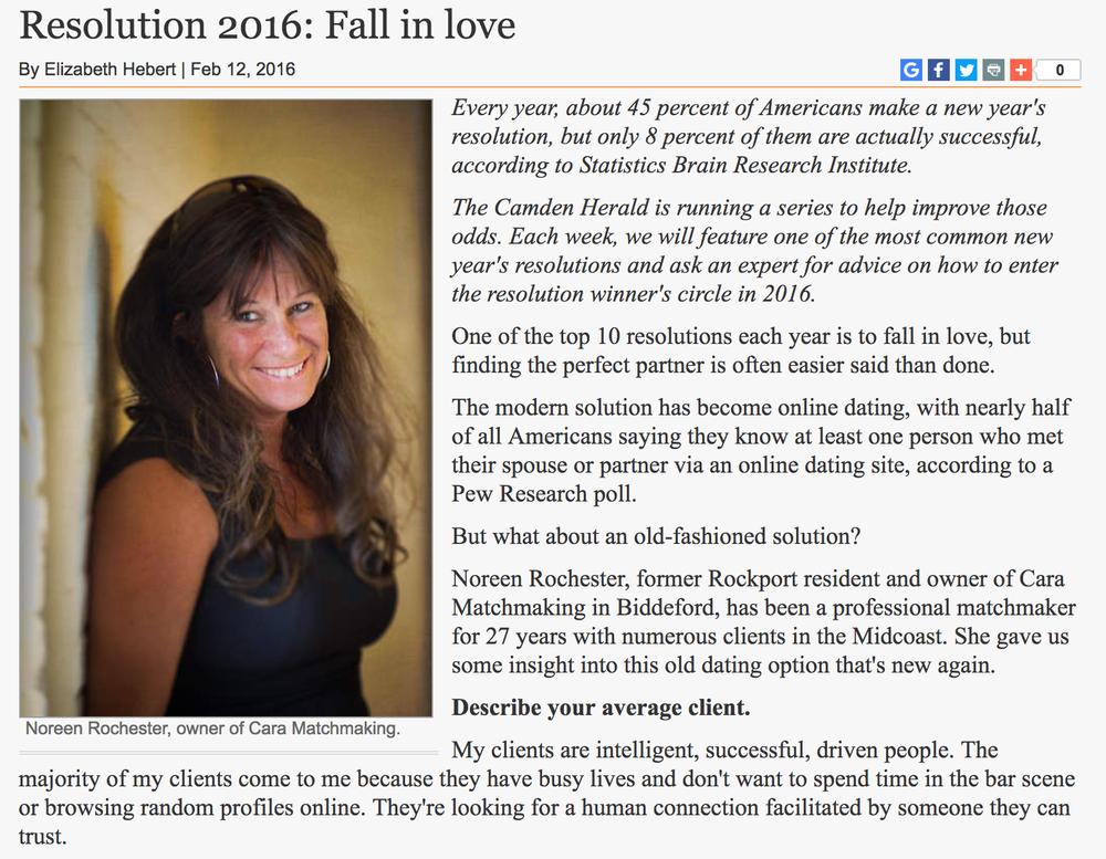 online love matchmaking