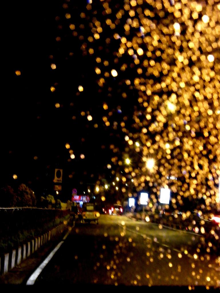 Rain :D