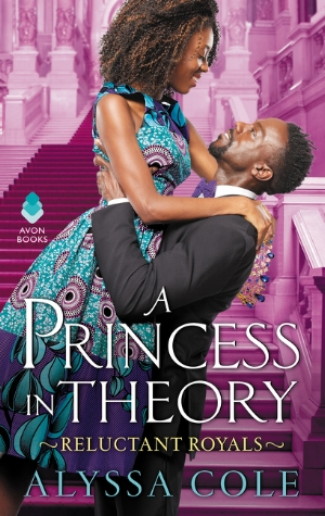 A Princess in Theory by Alyssa Cole.jpg