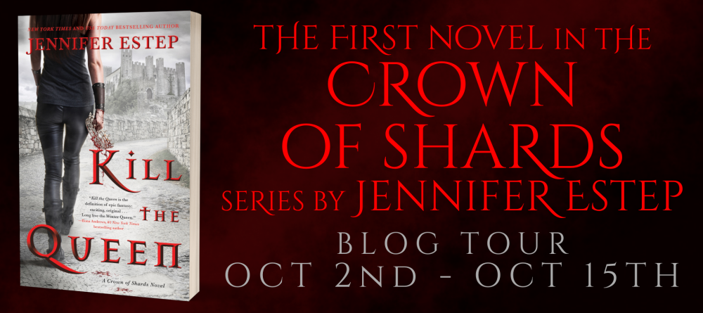 Excerpt ~ Kill The Queen (Crown of Shards) by Jennifer Estep