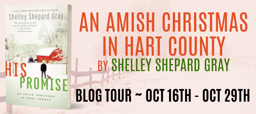 Tour Banner - His Promise by Shelley Shepard Gray.png
