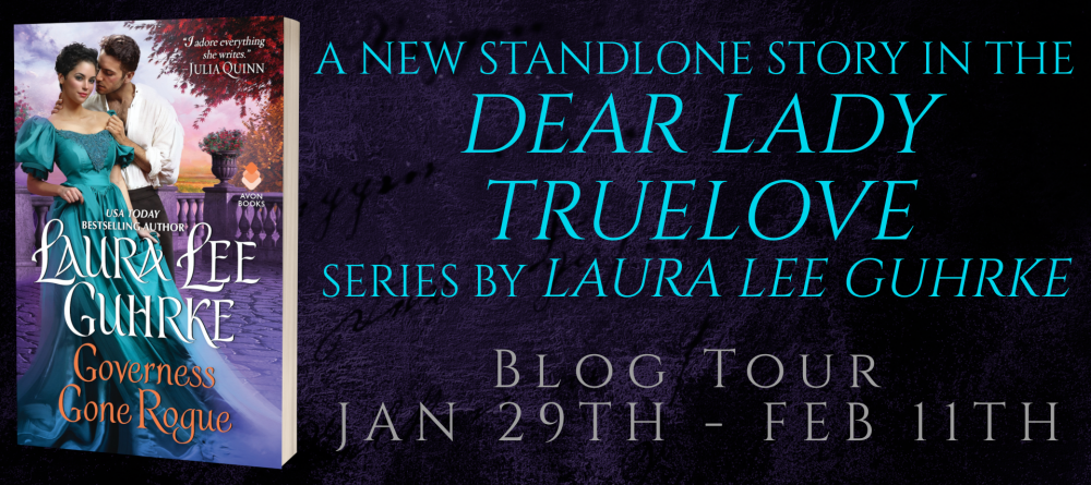 Tour Banner - Governess Gone Rogue by Laura Lee Guhrke.png