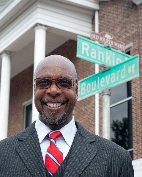 Bishop-Elect Dennis A. Meredith @ 475 Boulevard