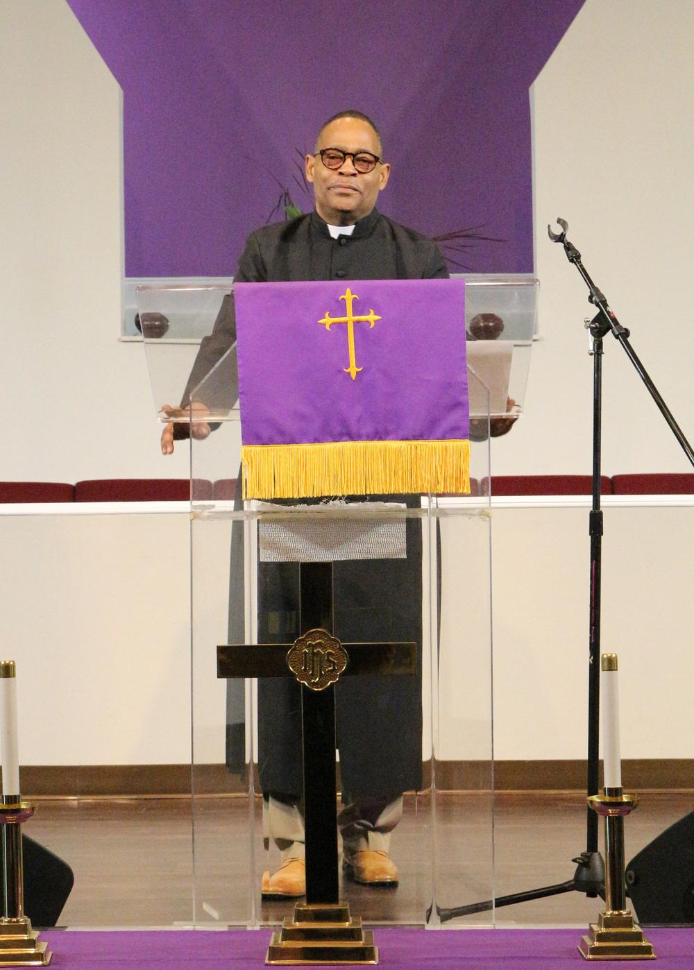 Elder Eric Wilson
