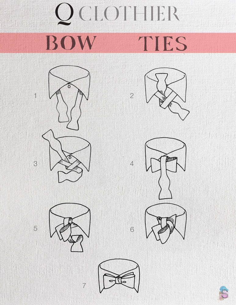 Bow Tie, How-to