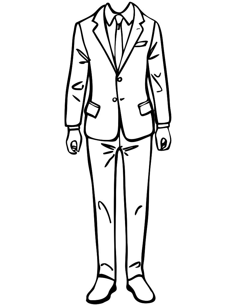 Men S Fashion Template Jackets Sunflowerman