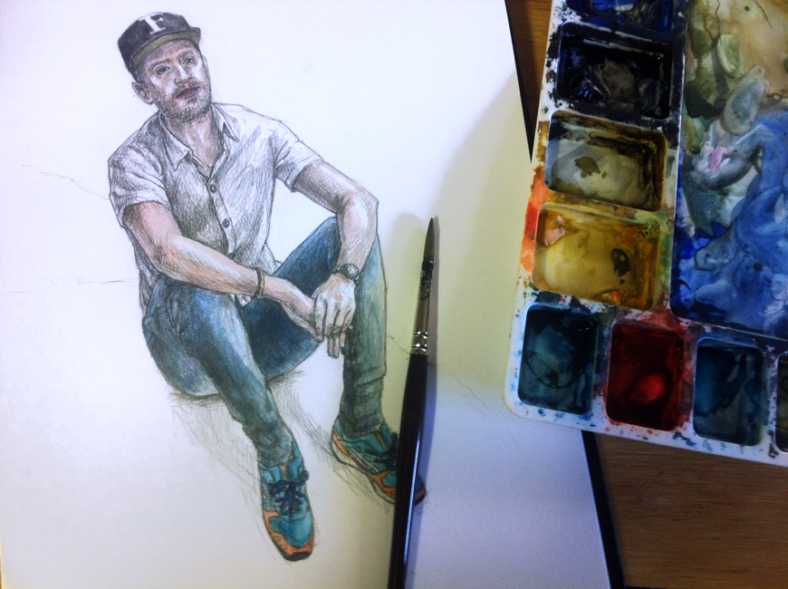onnie fieg fashion illustration process 5