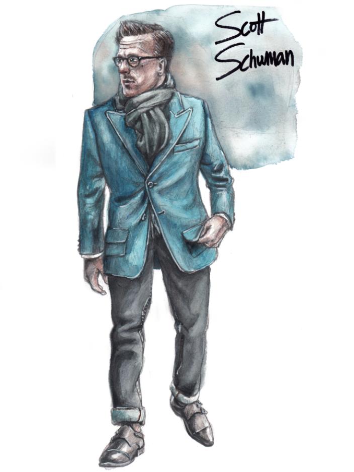 Scott Schuman (The Sartorialist)