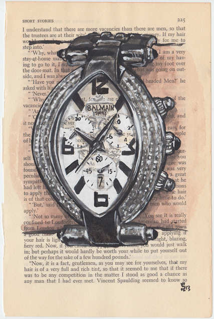 Amna Lhammadi- Balmain Arabesque dial with diamonds .jpg