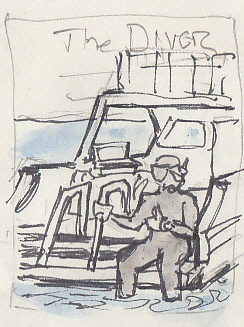 thumbnail sketch for iW Magazine
