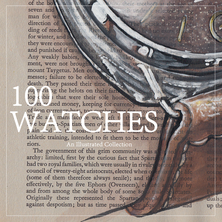 Purchase Now. $200 for all 100 Watches in one place. Hardcover eBook