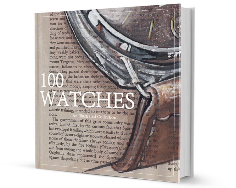 The 100 Watches Book
