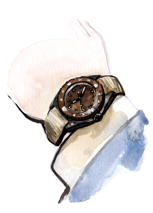 Meisturwerk Machinen fashion illustration