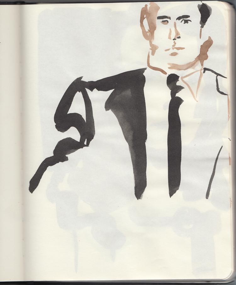 Copying David Downton